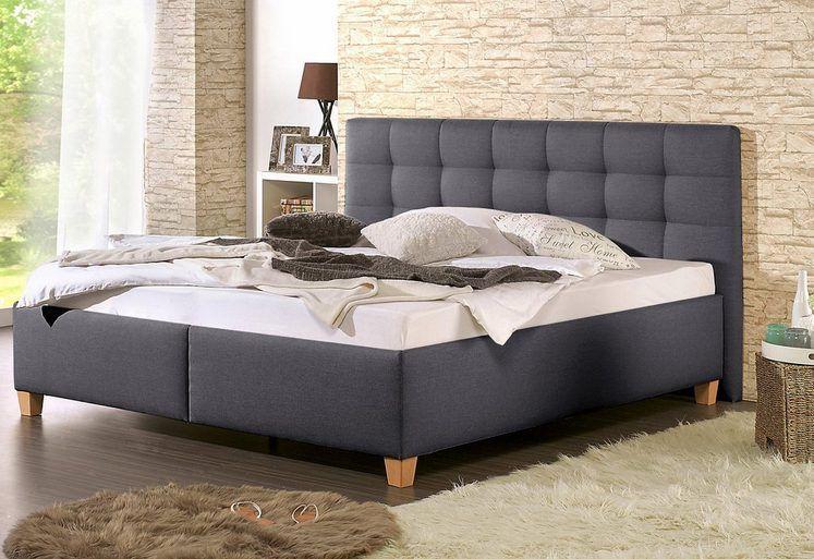 Home affaire Polsterbett »Timmy« mit oder ohne Matratze in 2 - schlafzimmer bett 200x200