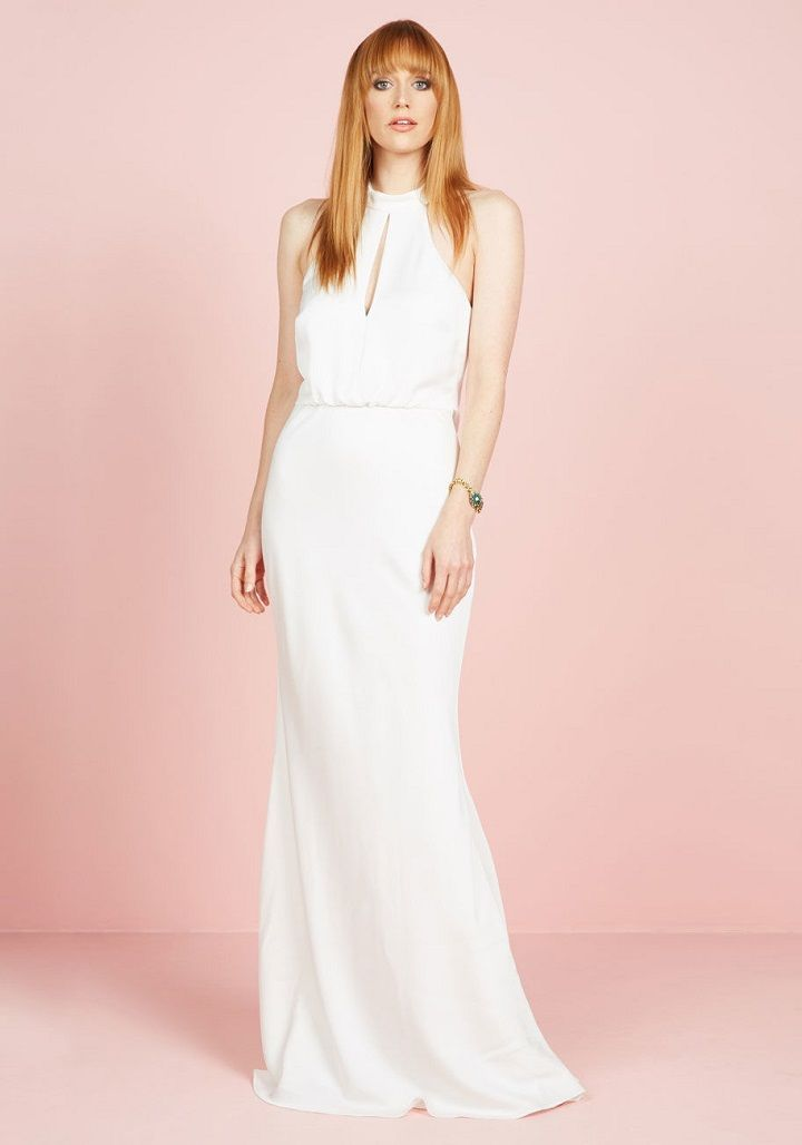 10 Simple Chic Wedding dresses under $300