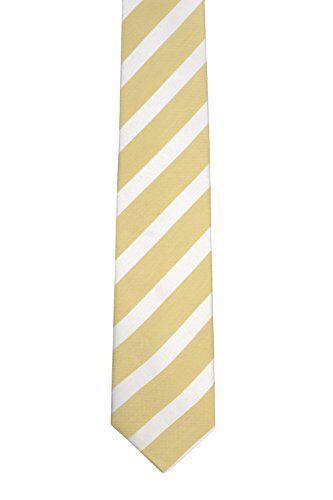 Linen Slim necktie - Tightly woven, thin grey stripes on grey base - Notch MOLHEM Notch