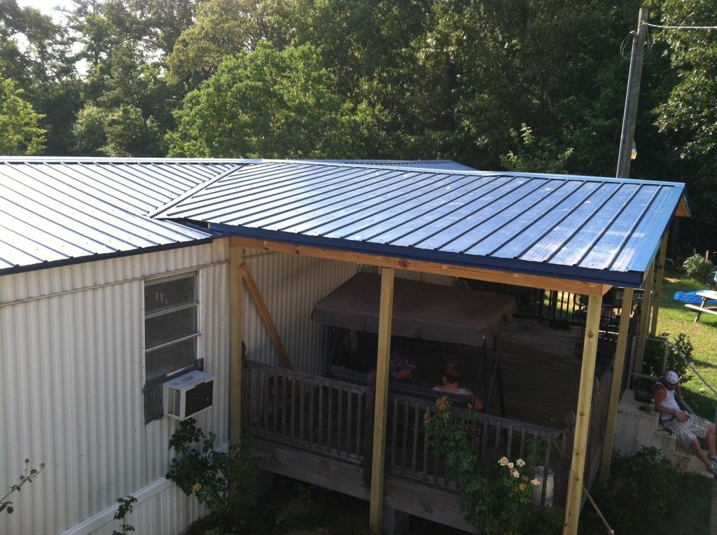Porches, Patio Covers & More! Brown's Metal Roofing