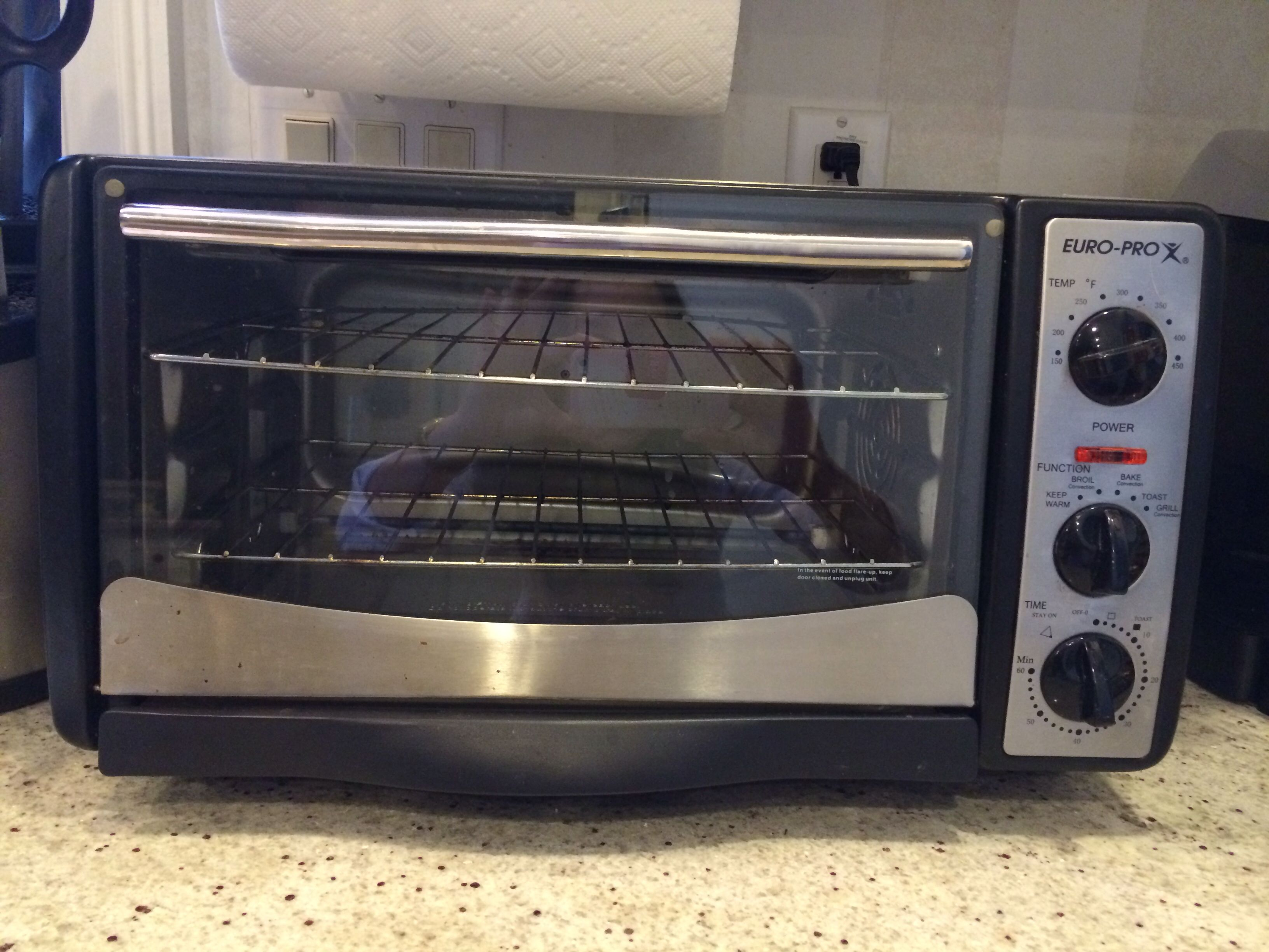 Euro Pro My Favorite Small Toaster Oven Ever Small