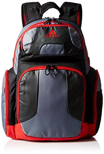 bcc32ab67a adidas CLIMACOOL Strength Backpack Backpack OnixScarlet One Size   Be sure  to check out this awesome product.Note It is affiliate link to Amazon.