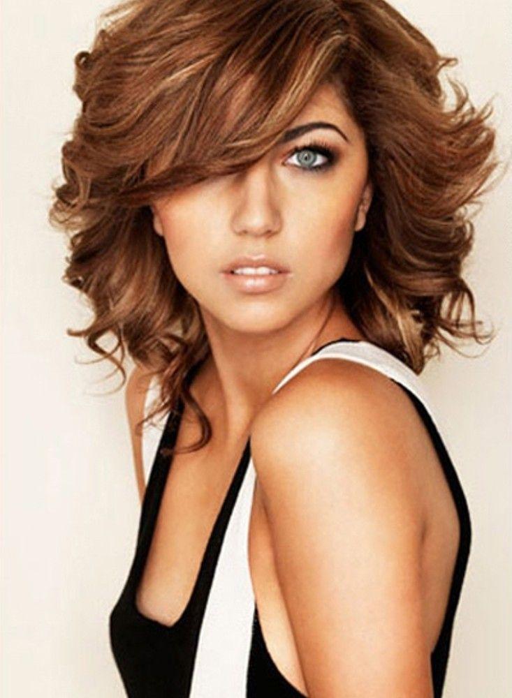 Medium Length Hairstyles With Bangs Pinterest Medium Length Hair Styles Medium Hair Styles Medium Long Hair