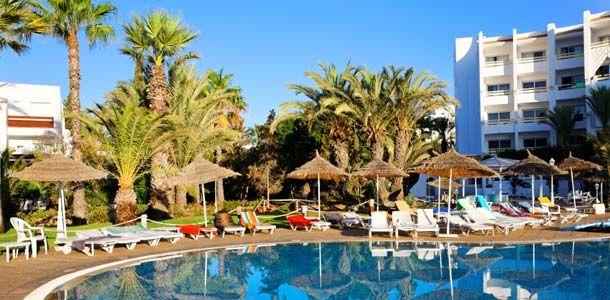 Aurinkoinen ja eksoottinen Sousse!