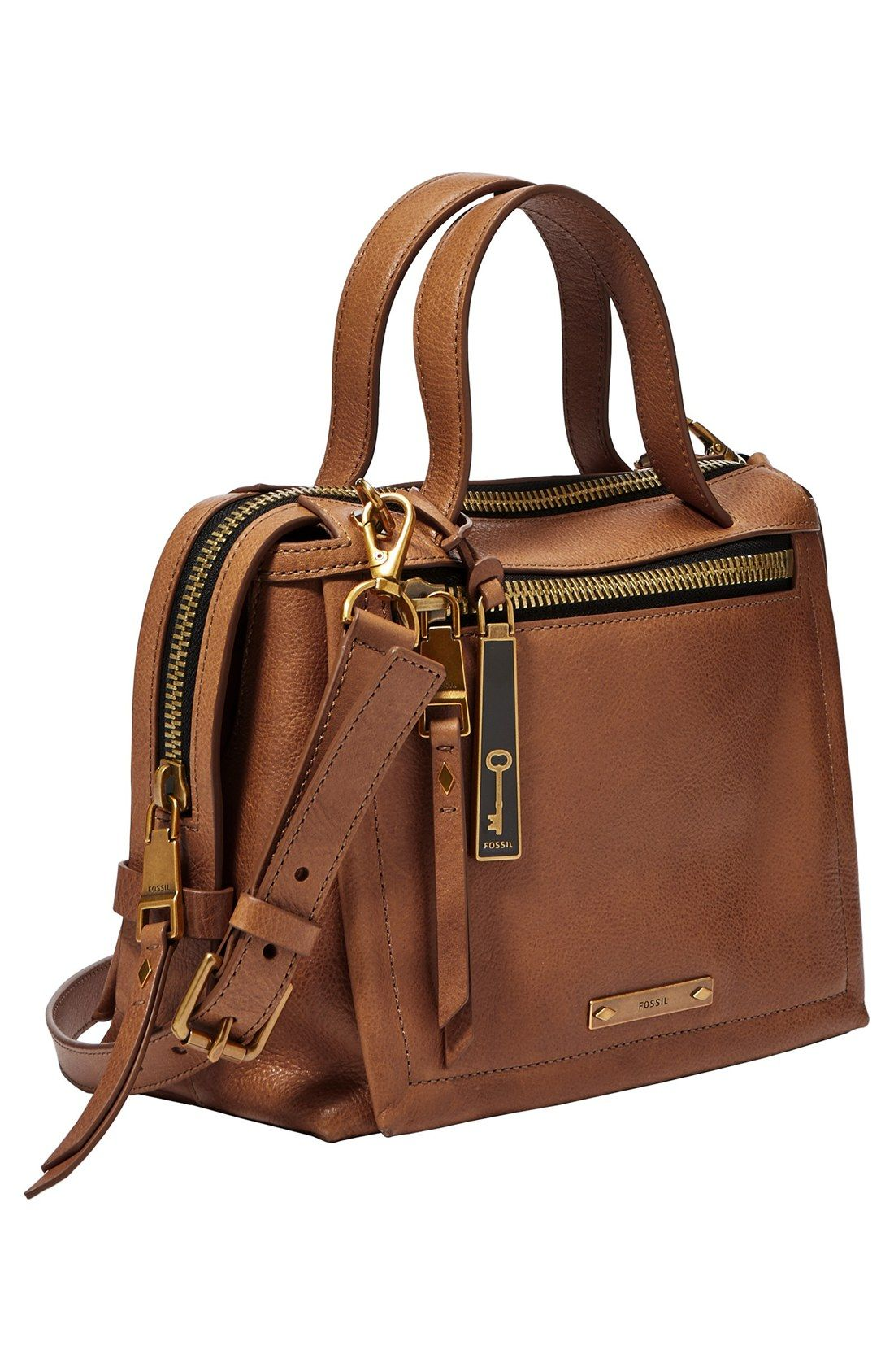 Fossil Bella Small Satchel
