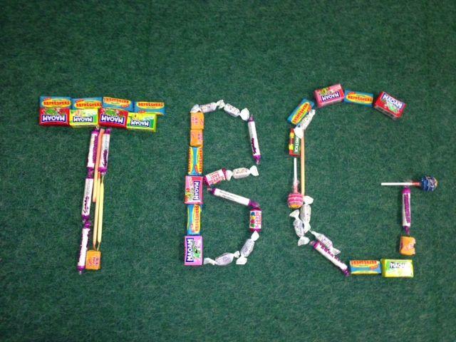 Job Perk #1: Free candy #TBGCulture