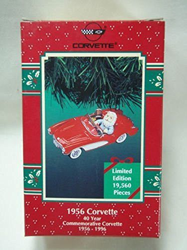 1996 Enesco 1956 Corvette Limited Edition 40 Year