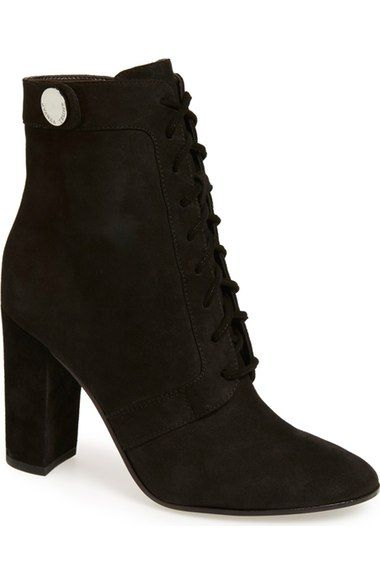 9ee923425644 Ivanka Trump  Regal  Lace Up Boot (Women) available at  Nordstrom ...