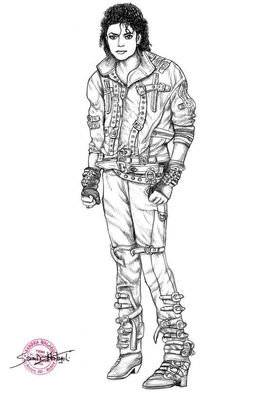 Dibujos Para Colorear De Michael Jackson Thriller Busqueda De Google En 2020 Michael Jackson Michael Jackson