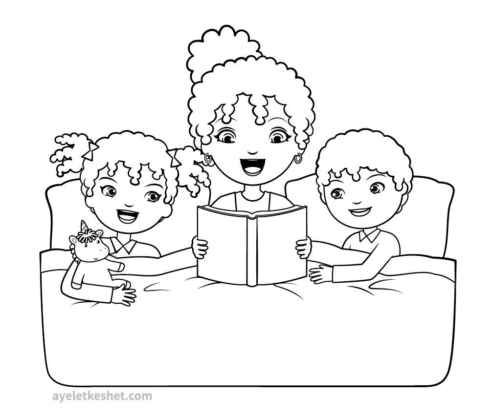 Free Coloring Pages About Family That You Can Print Out For Your Kids Family Coloring Pages Elsa Coloring Pages Family Coloring