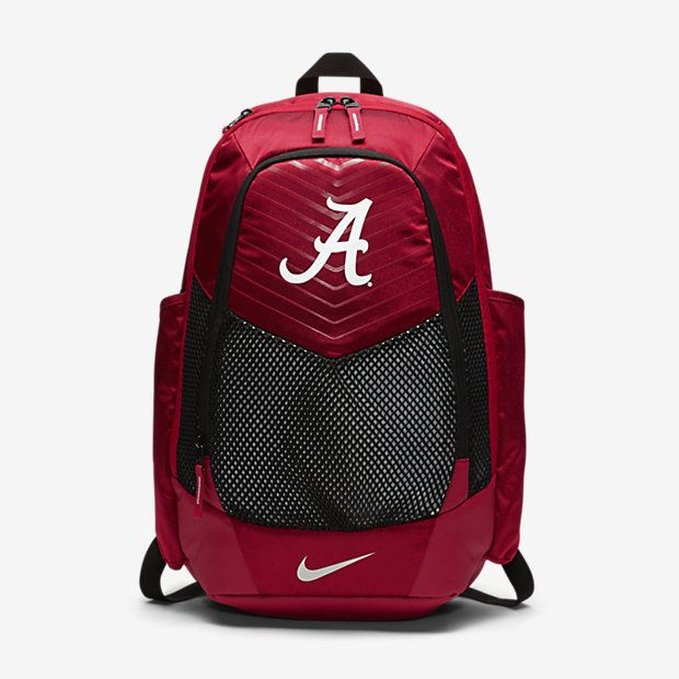 32ff4ba217dee Nike - COLLEGE VAPOR POWER (ALABAMA) - Red backpack  nike