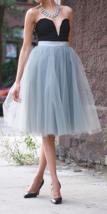 abed5f7e9a Classy tulle skirt #fashion #style #pretty | Engagement | What to ...