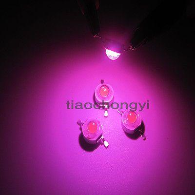 50pc 3W full spectrum 380nm-840nm 700mA led grow lights F hydroponics no pcb https://t.co/5TsAQpQagS https://t.co/WebetZ8D6f