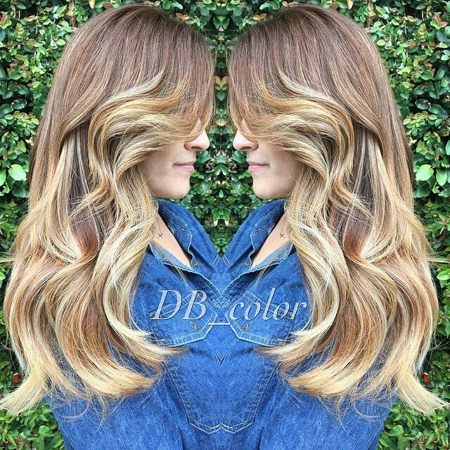 https://flic.kr/p/t19wa7 | ✨ 2nd session of blonde w a level 7 base color✨ #Regrann from @db_color  -  No filter✨ 2nd session of blonde w a level 7 base color✨ #hairpainting#balayage#blend#waves#messyhair#redkencolor#natural#btcpics#ombresunited#