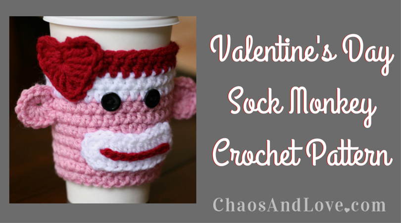 Love sock monkeys, coffee, Valentine\'s Day or all three? This is the ...