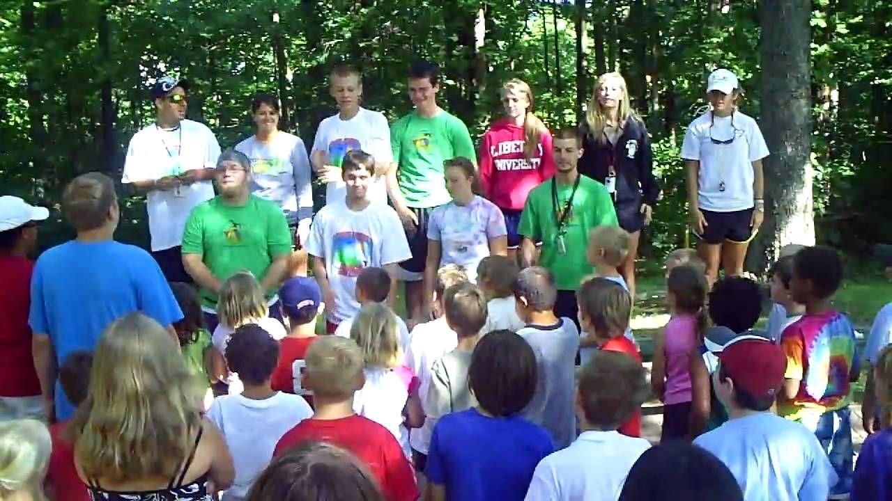 Camp Songs - Tarzan  Songs-2615