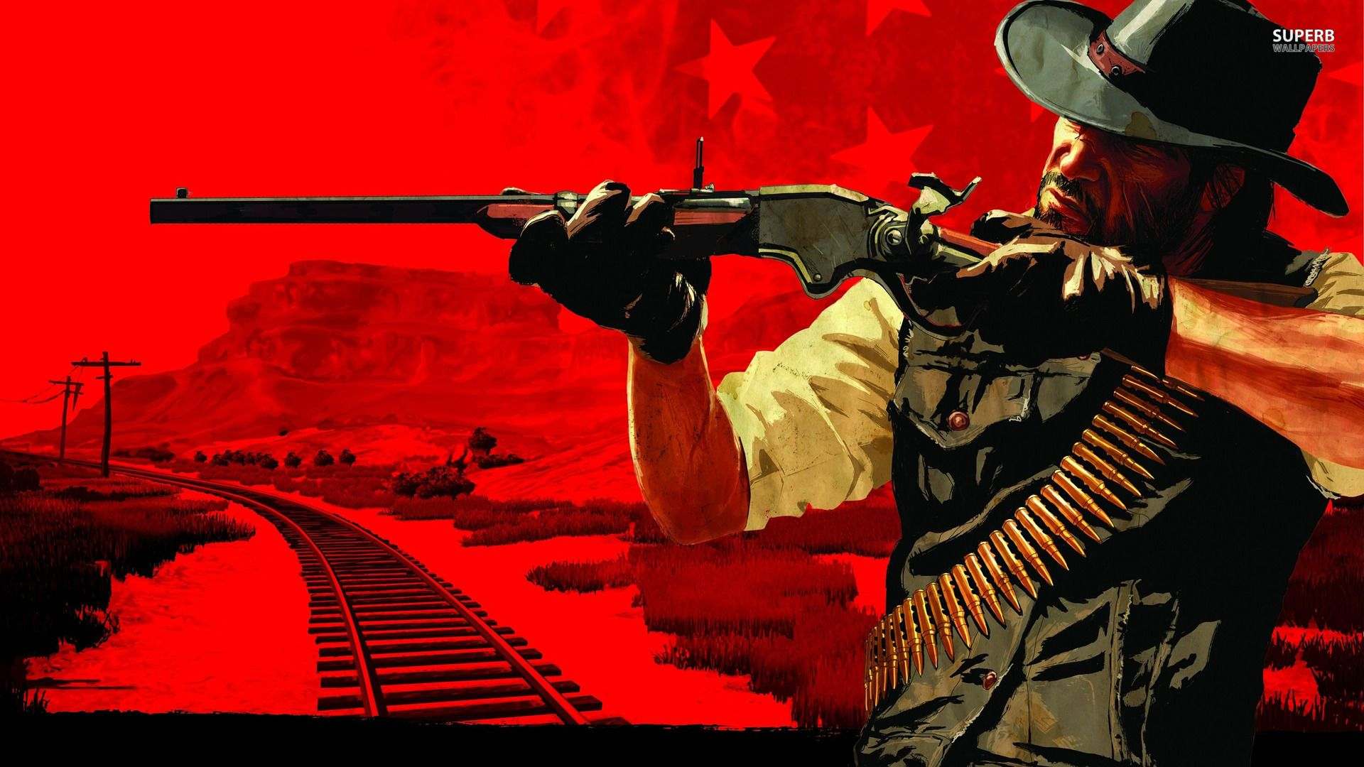 Red Dead Redemption Red Dead Redemption Wallpaper Game