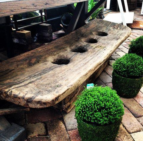 Table - Naga Grinder Table