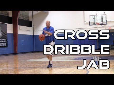 Dribbling is Footwork  Episode 9 Cross Dribble Jab  YouTube