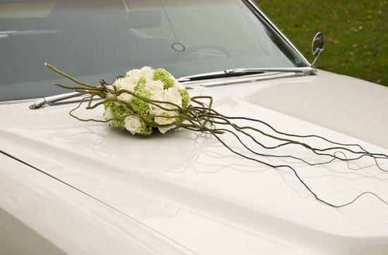1000 images about dcoration voiture on pinterest - Decoration Capot Voiture Mariage