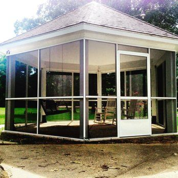 Fold Away Screen Walls For Carports Or Patio S Yelp Patio House Plans Siding