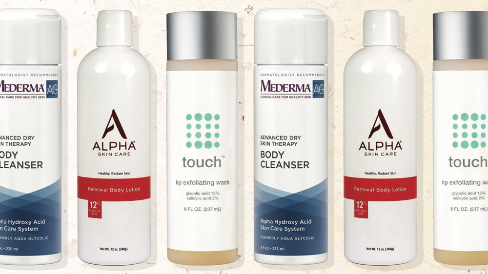 These Aha Body Washes Are The Secret To Smooth Bump Free Skin Exfoliating Body Wash Body Wash Body Skin Care