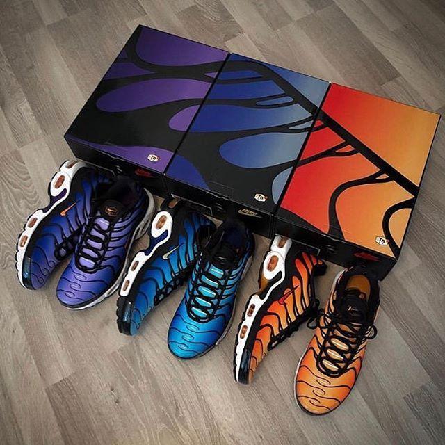 info for fb9b1 cb269 Nike Tuned 1 OG  everysize  tunedlife  tuned1  airmaxplus  haifischnikez   todayskicks  shoes  kicksonfire  complexkicks  sneakernews  nicekicks