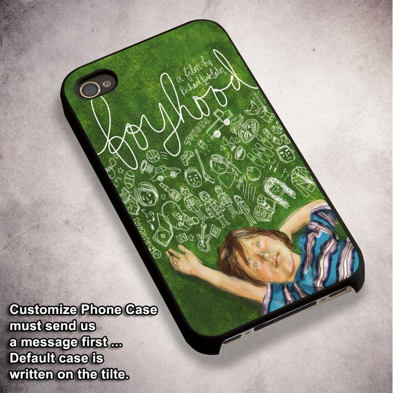 Boyhood - For iPhone 4/ 4S/ 5/ 5S/ 5SE/ 5C/ 6/ 6S/ 6 PLUS/ 6S PLUS/ 7/ 7 PLUS Case And Samsung Galaxy Case