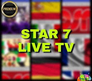 Star7 Live TV v2 7 [Ad Free] Cracked APK [Latest]   new mod