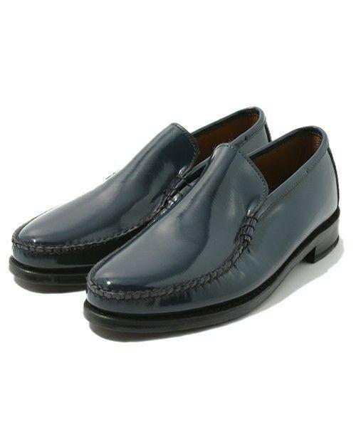 a8de2cfc89ba8 FLORSHEIM COBRA VAMP navy | MyShoes | Loafers men, Men dress, Dress ...