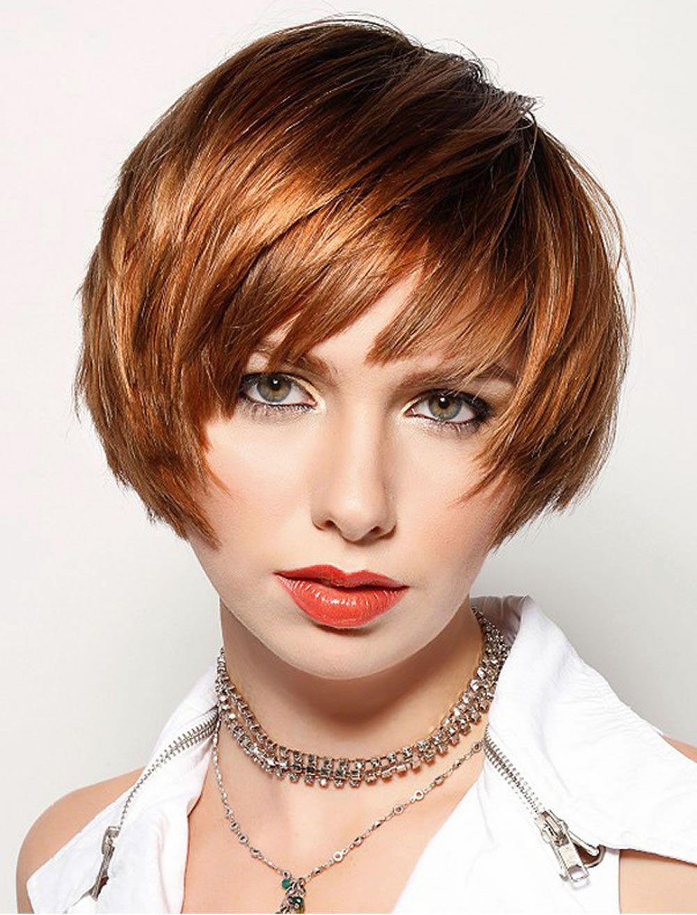easy bob hairstyles for short hair spring summer