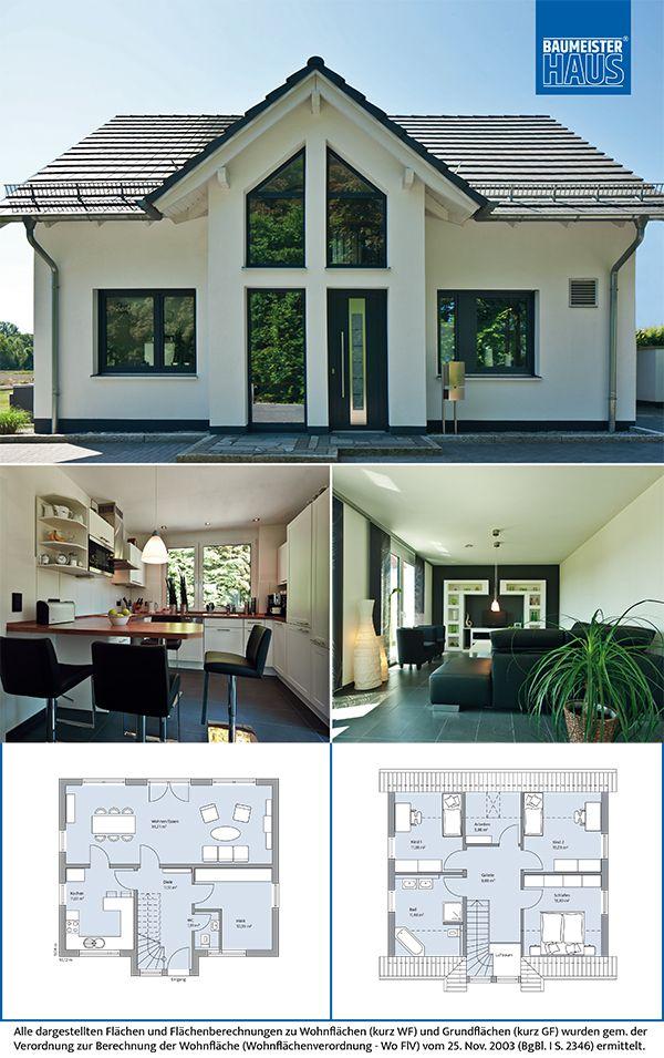 Haus Paulik U2013 Klassisch. Helle Räume. Die Fassaden Des Ca. 135 M2 Großen