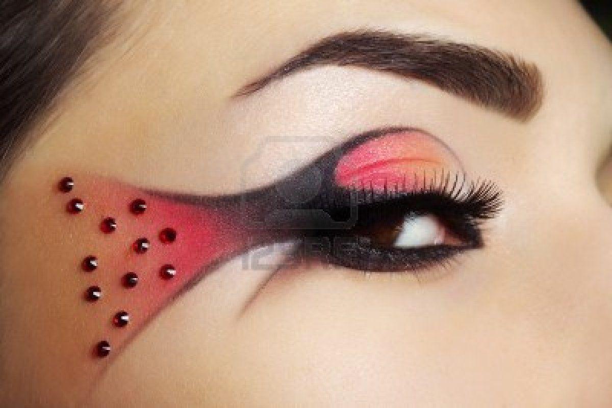 Fantasy fish makeup