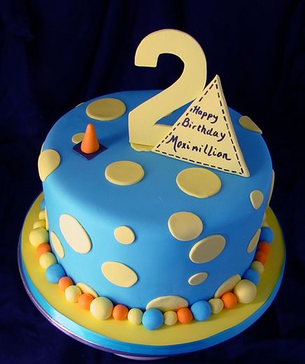 Pin On Second Birthday Cakes