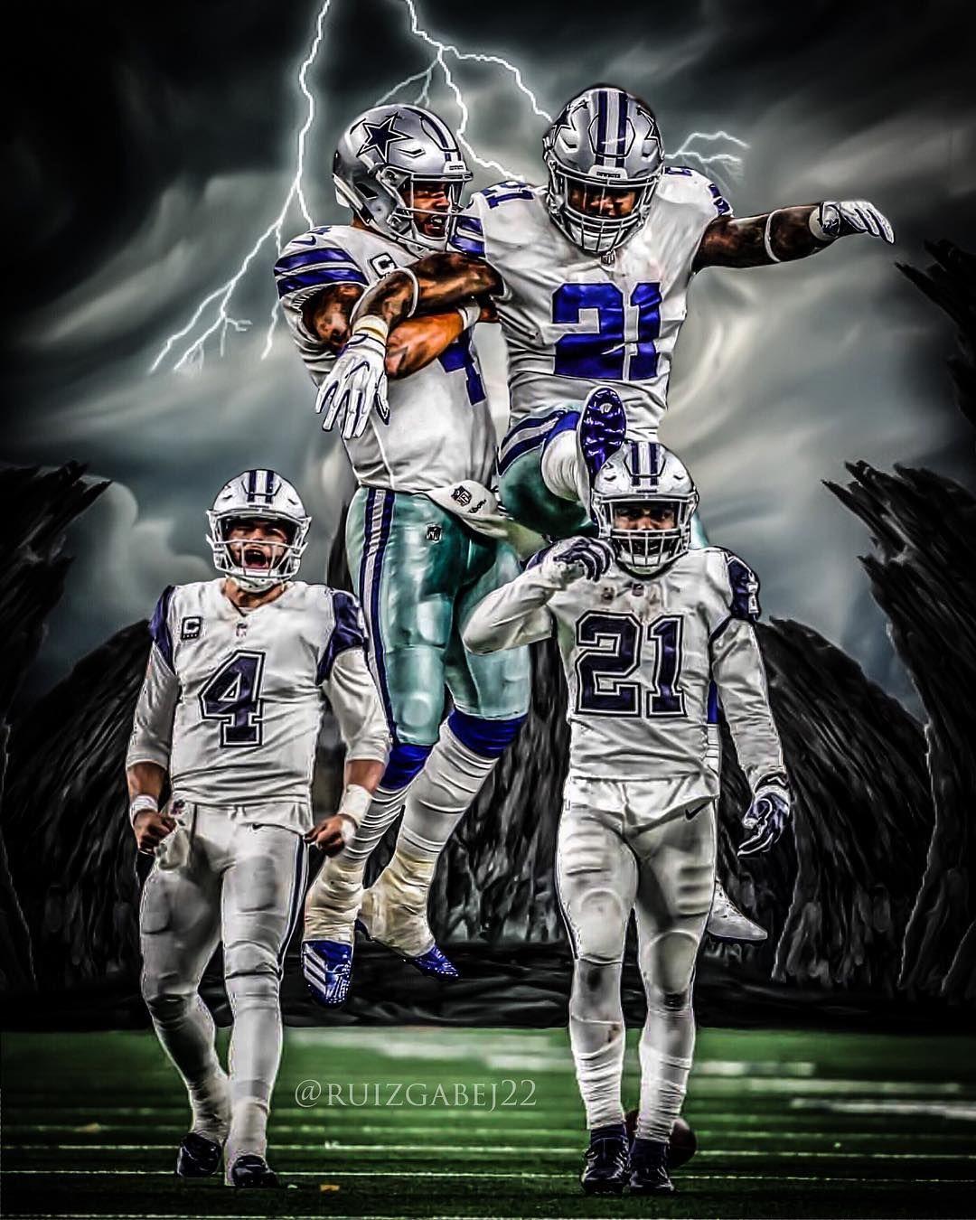 4dak Ezekielelliott Warrior Mode Dallascowboysfan Dallascowboysfootball Wedem Dallas Cowboys Wallpaper Dallas Cowboys Players Dallas Cowboys Cheerleaders