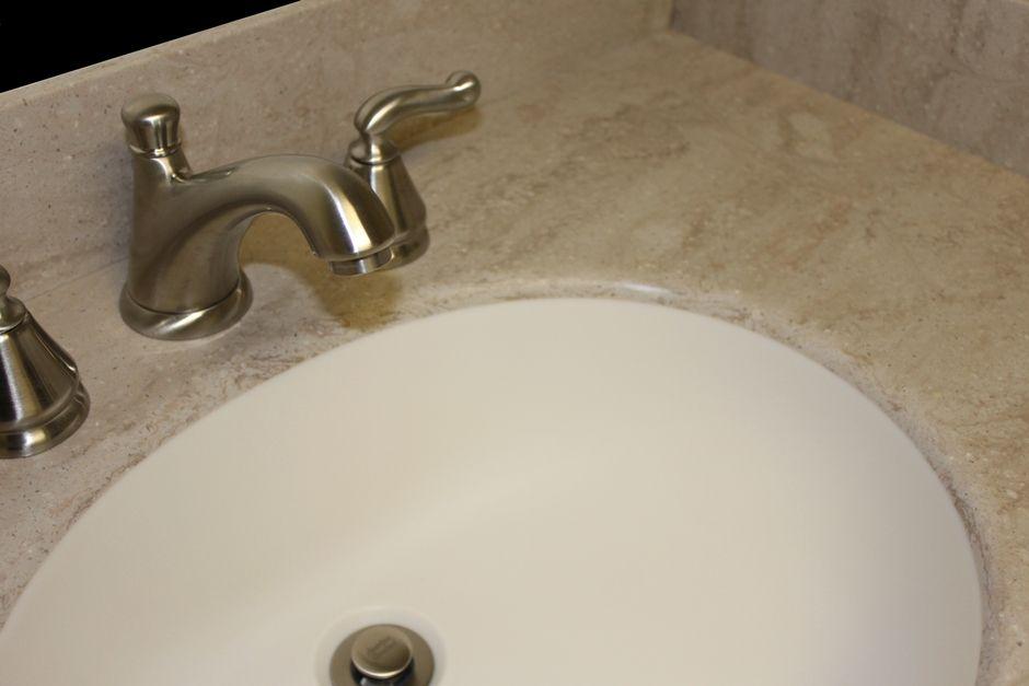 bathroom vanity top in corian tumbleweed found on nantucket vanity tops  website nantucket vanity tops  top websites bathroom vanities and. Bathroom Vanity Top      Vanities  Bianco Carrara  Water Creation