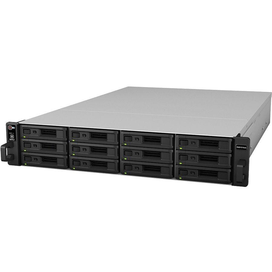 Synology RXD1215SAS Drive Enclosure - 2U Rack-mountable