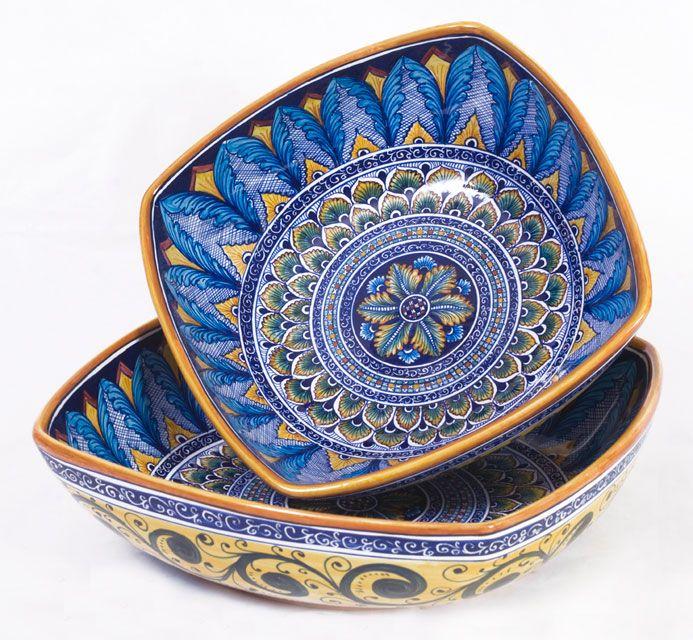 Ceramiche Miriam Deruta - Made in Italy | Italian ceramics in 2018 ...