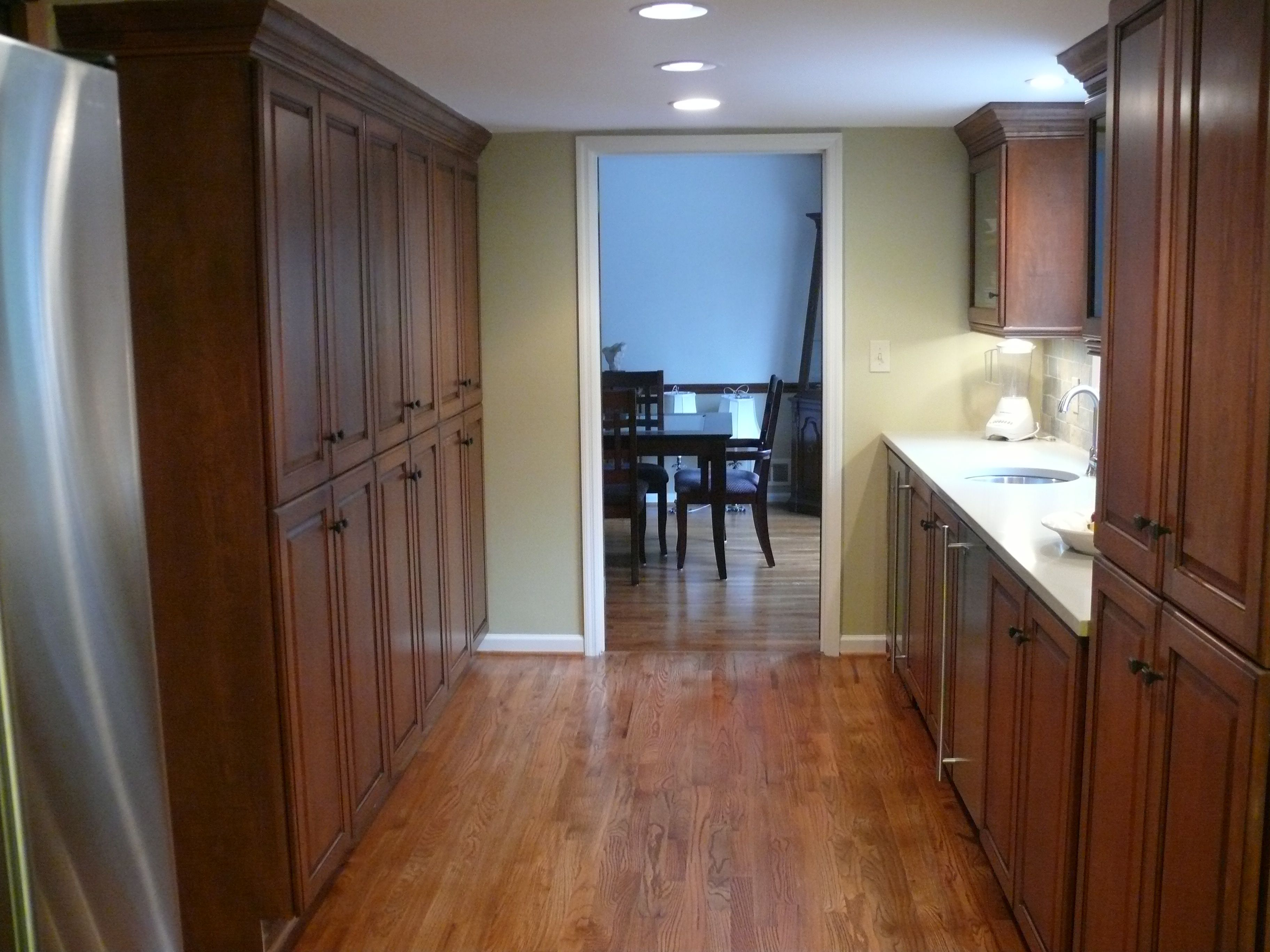 Pantry Cabinet: Floor To Ceiling Pantry Cabinets with ...