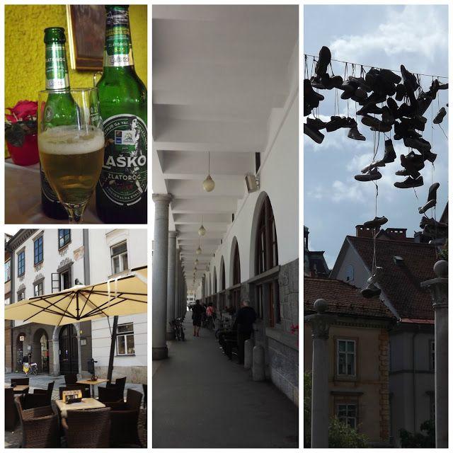 La bussola e il diario: la vita e il viaggio: Cartoline da Ljubljana