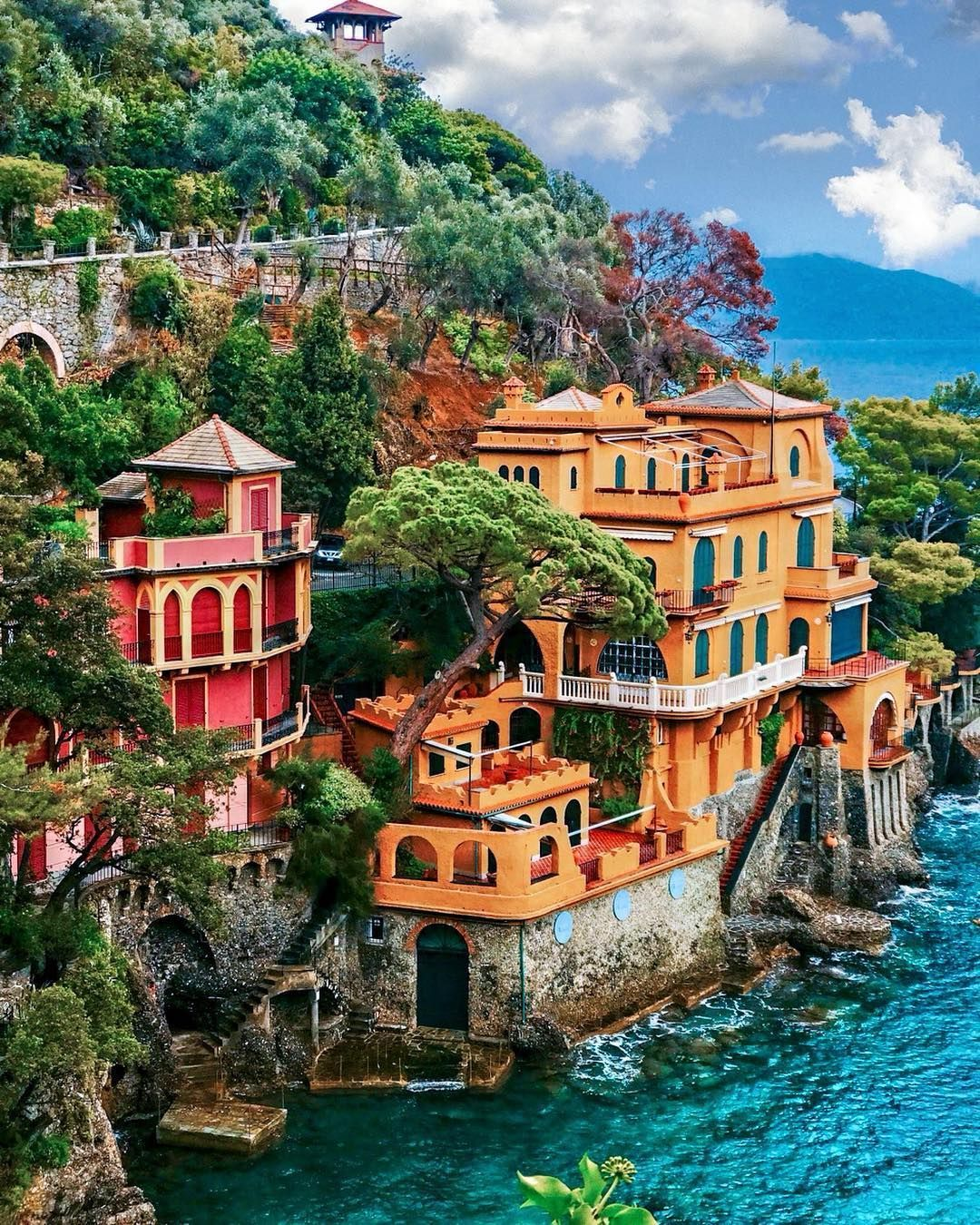 Travel Vida On Twitter Beautiful Places To Travel Portofino Italy Places To Travel