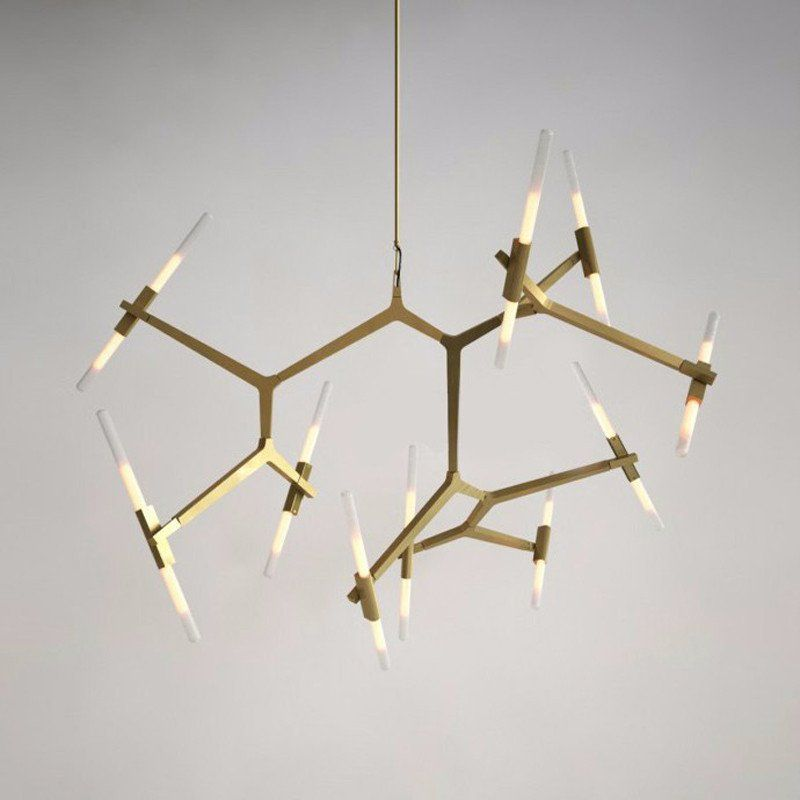 Modern Pendant Light Minimalist Style Branch Pendant Lamp Agnes Chandelier Modern Pendant Light Chandelier