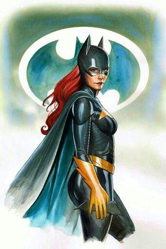 Batgirl :)