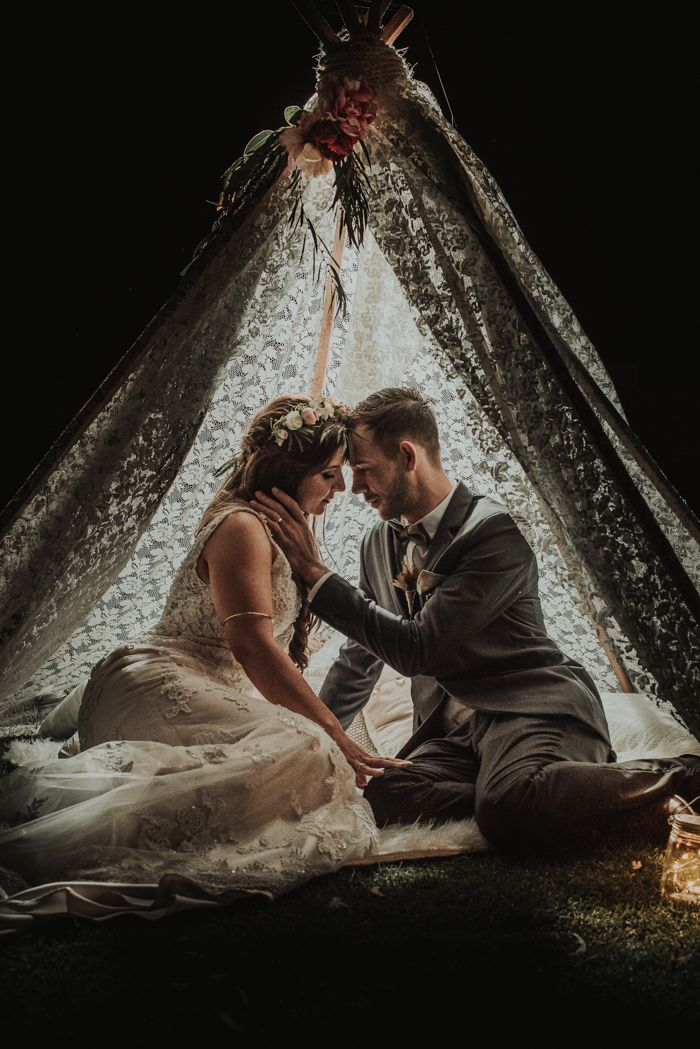 Dreamy Rustic Australian Wedding at Old Broadwater Farm