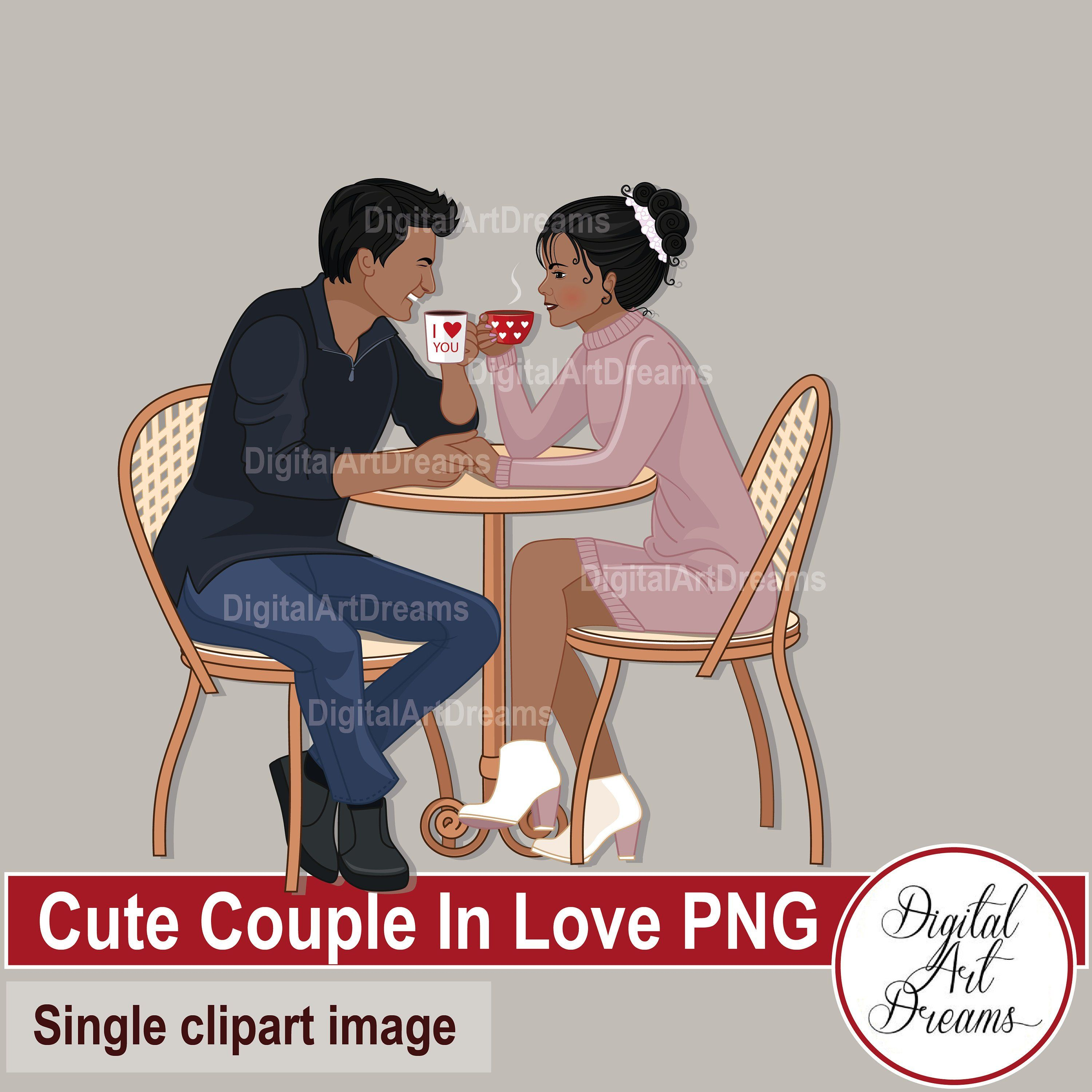Valentine S Day Graphics African American Clip Art Etsy In 2021 Man Clipart Valentines Day Graphics Clip Art