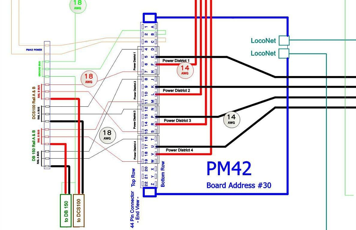 small resolution of model railroads layout planning track wiring plans