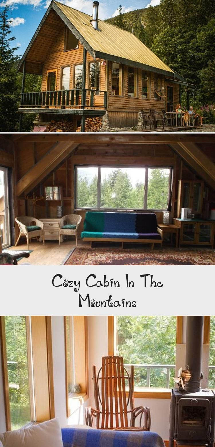 Cozy Cabin In The Mountains Cozy Homes Life Oldwoodencabin Woodencabinillustration Woodencabinforest Woodencabinminecraft Cabin Cozy Cabin Mountain Cabin