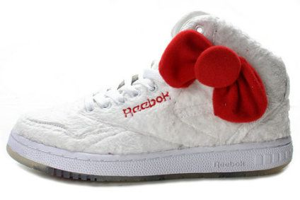 b3cdac54e306cf Buy Reebok PT-20 INT Hello Kitty Cream Plush Kitty Morning Glory ...