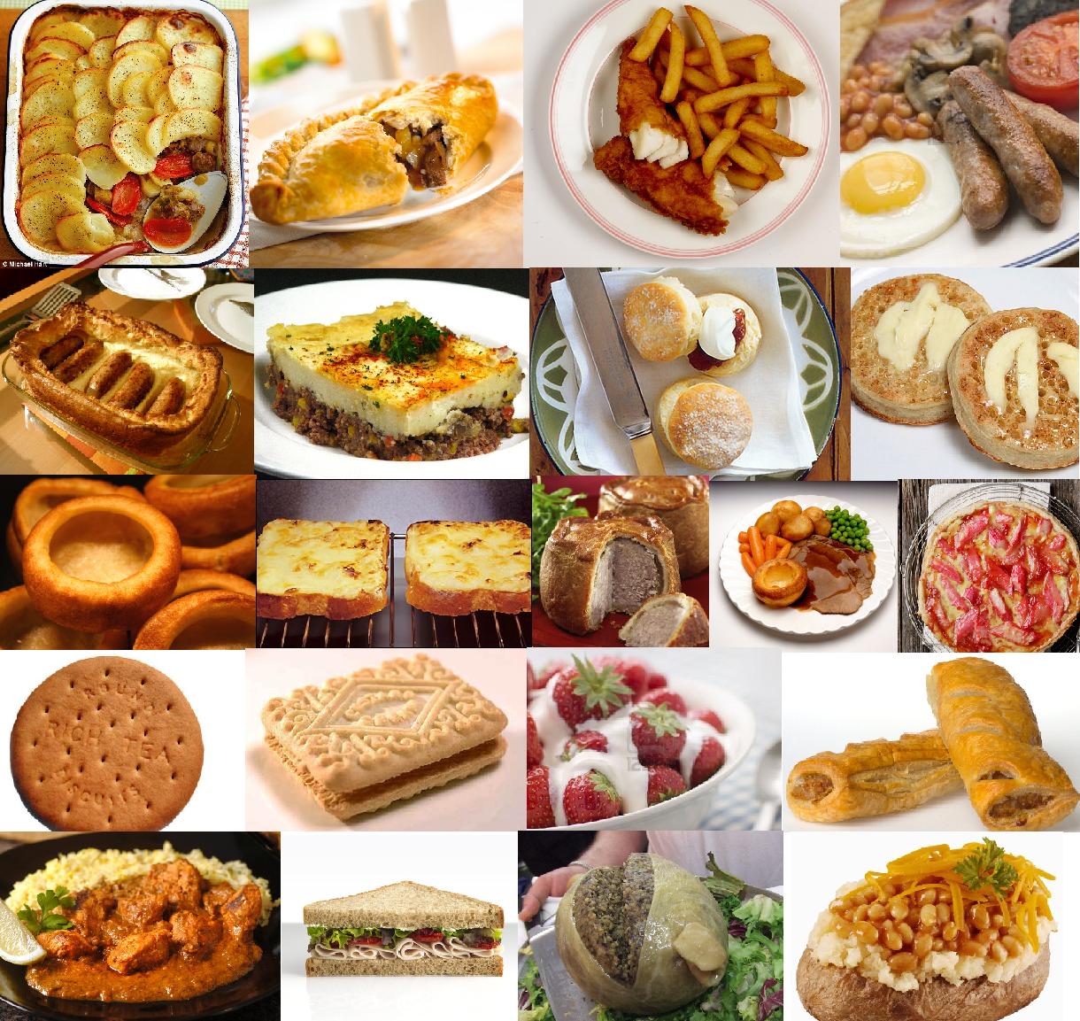 Traditional English Food | www.pixshark.com - Images ...