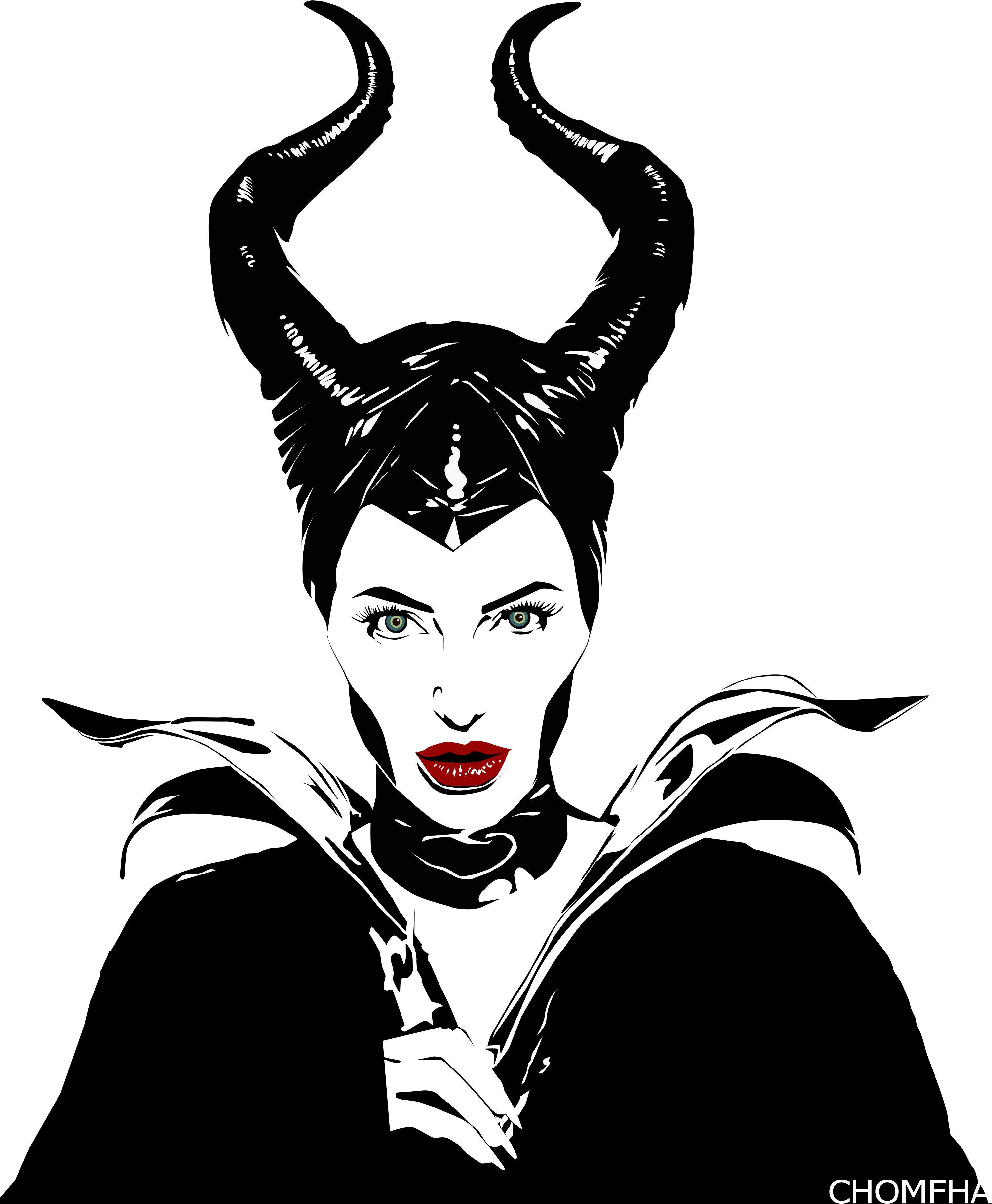 Maleficent Port 말레피센트 할로윈 및 디즈니